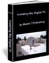 Installing Sky Digital TV